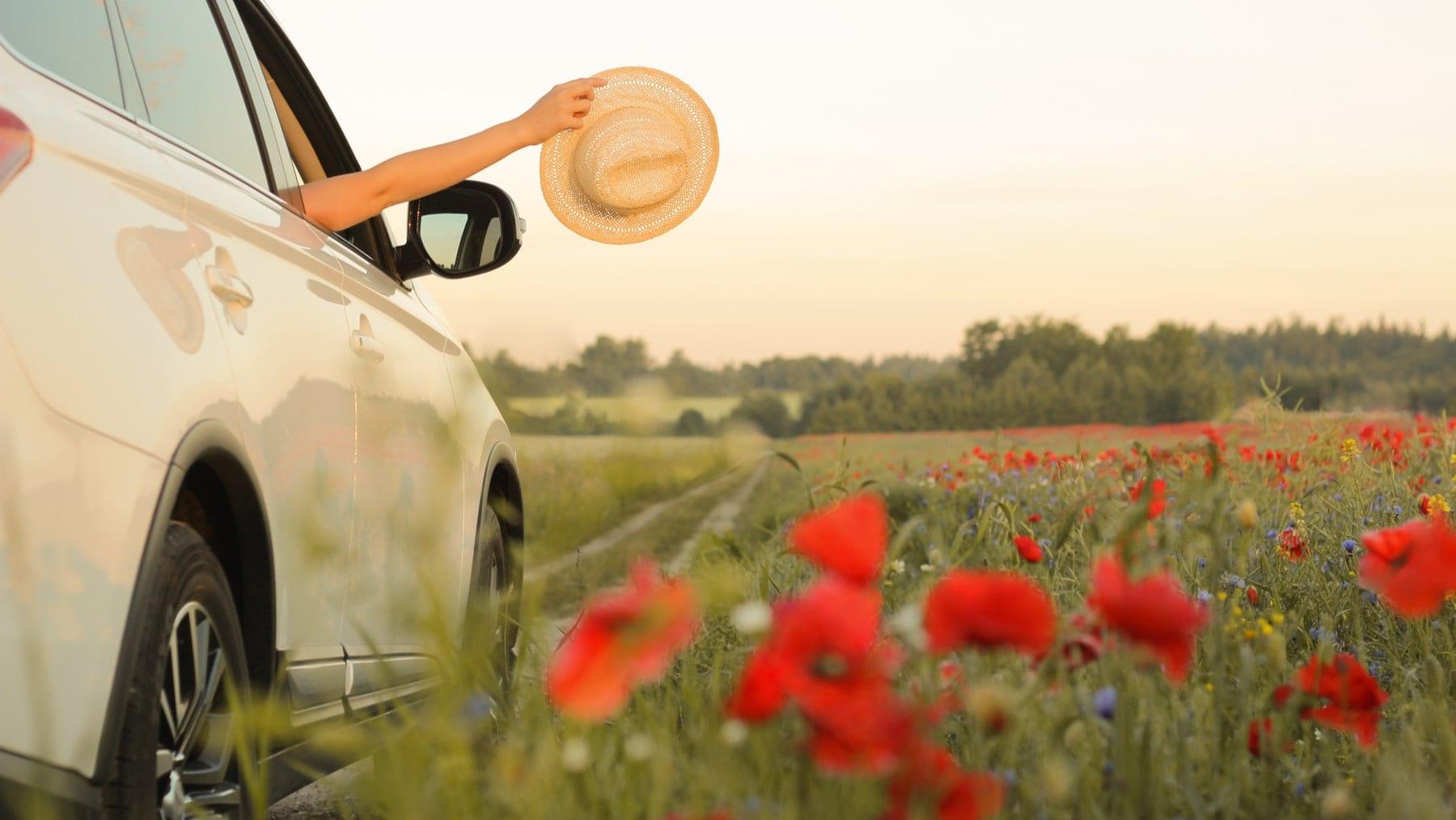 Prepara tu auto para la  primavera