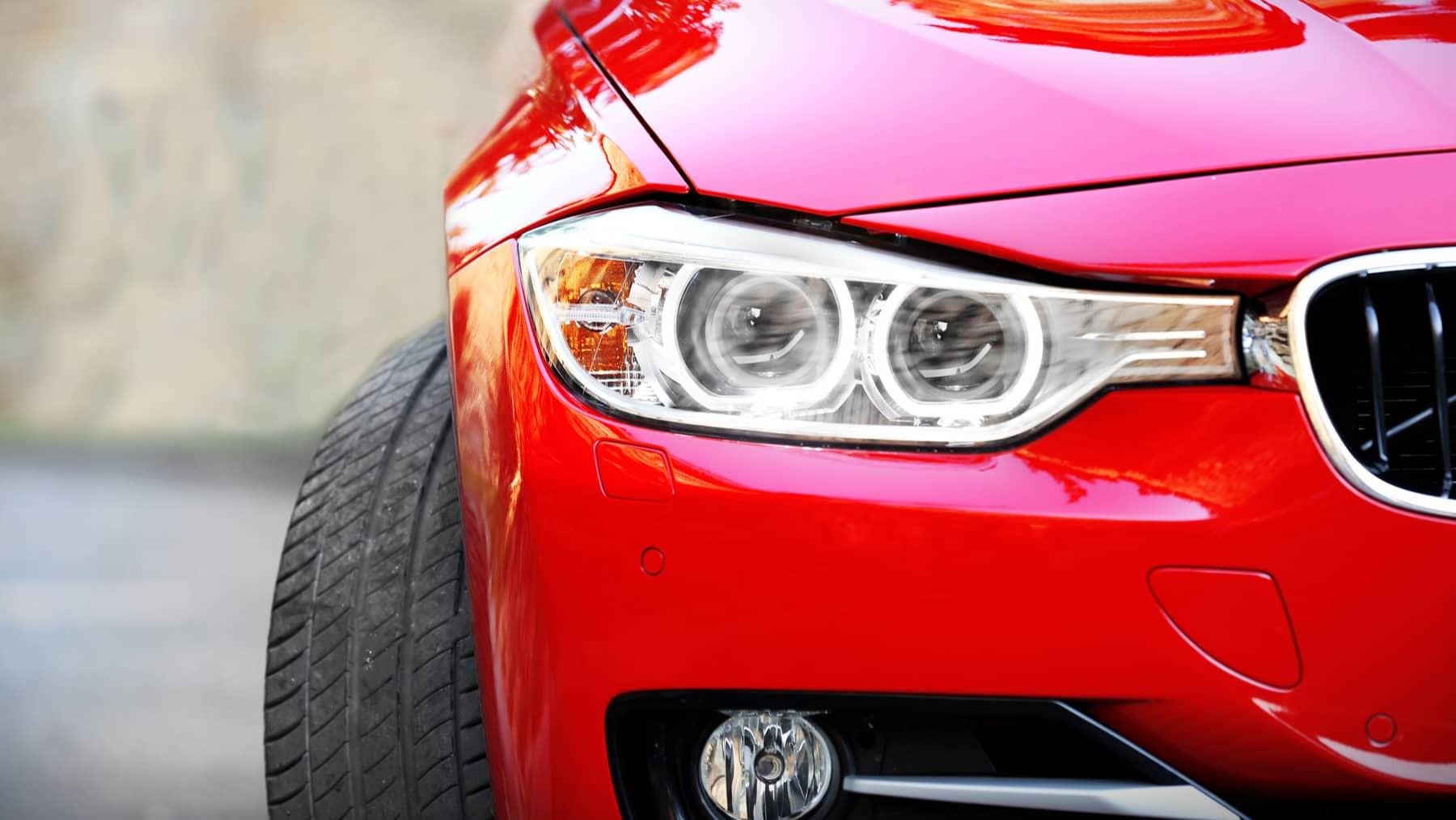 Básicos para el cuidado de la pintura del auto