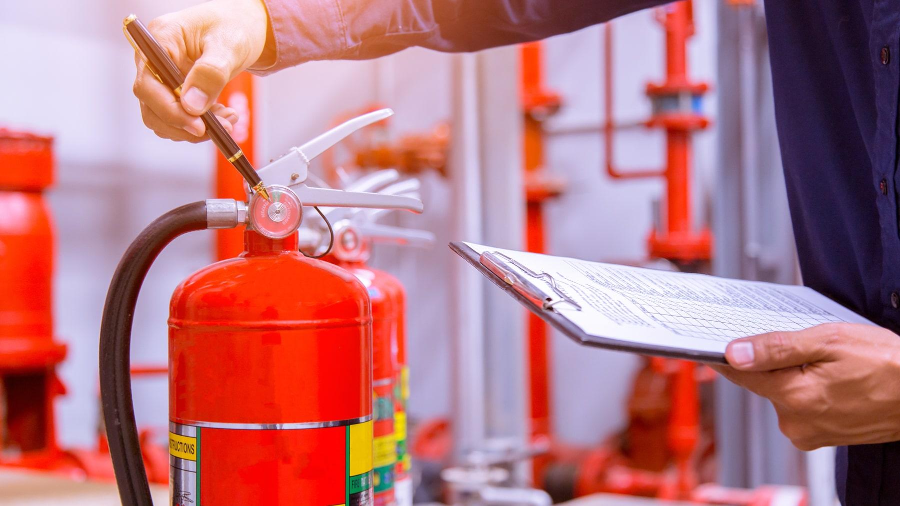 ¿Cuándo renovar el extintor para auto?