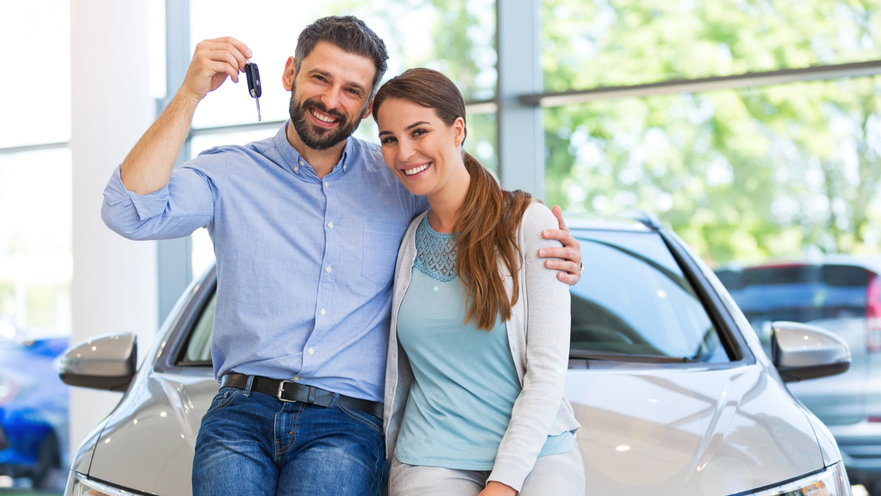 Por seguridad es mejor comprar un auto usado en automotora.
